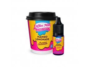 Coffee Mill Mango Lemonade