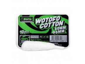 WOTOFO Cotton bavlna - šikovné prúžky