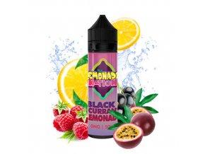 48339 1306 lemonade nation black lemonade 50ml shortfill