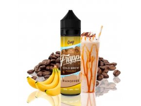 48208 5679 frappe cold brew banofee coffee 50ml shortfill