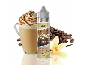 47887 8273 pancake factory vanilla latte 50ml shortfill