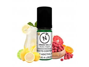 48748 7681 nicotine plus t juice green kelly 10ml
