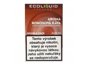 Ecoliquid Coconut Coffee