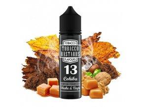 Flavormonks Tobacco Bastards Shake & Vape No.13 Cohiba