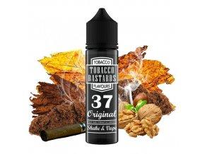 Flavormonks Tobacco Bastards Shake & Vape No.37 Original