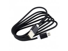 univerzalni micro usb kabel 2a black 2000ma high quality png