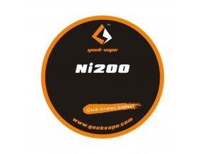 GeekVape drôt Standard Wire Ni200