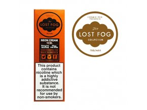 cosmic fog lost fog neon cream 10ml e liquid p2083 8943 image