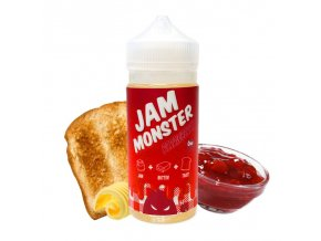 jam monster strawberry