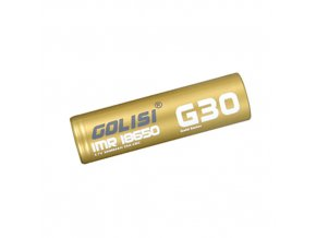 GOLISI G30 monočlánok 2ks 18650