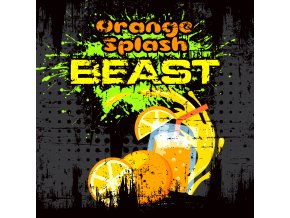BM LIQUIDS BEAST ORANGE SPLASH