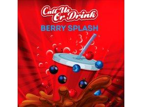 BM LIQUIDS CALL US OR DRINK BERRY SPLASH