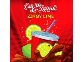 BM LIQUIDS CALL US OR DRINK ZINGY LIME