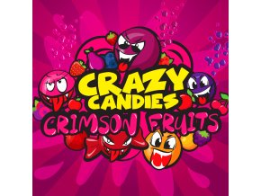BM LIQUIDS CRAZY CANDIES CRIMSON FRUITS