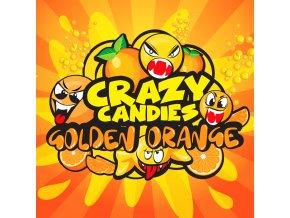 BM LIQUIDS CRAZY CANDIES GOLDEN ORANGE