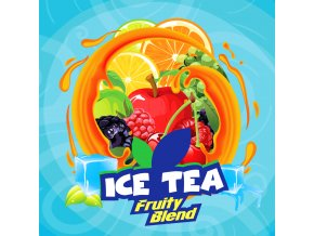 BM LIQUIDS ICE TEA FRUITY BLEND