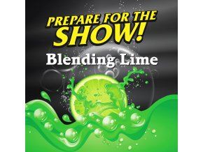 BM LIQUIDS PREPARE FOR THE SHOW BLENDING LIME