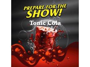 BM LIQUIDS PREPARE FOR THE SHOW TONIC COLA