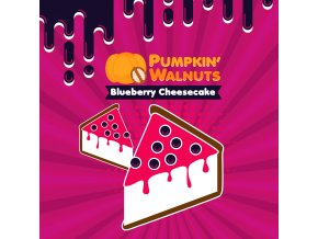 BM LIQUIDS PUMPKIN WALNUTS BLUEBERRY CHEESECAKE
