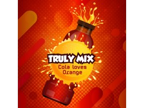 BM LIQUIDS TRULY MIX COLA LOVES ORANGE