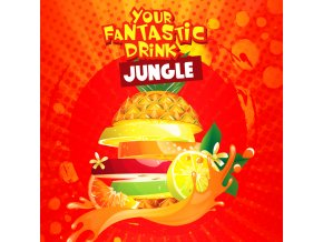 BM LIQUIDS YOUR FANTASTIC DRINK JUNGLE