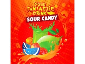 BM LIQUIDS YOUR FANTASTIC DRINK SOUR CANDY