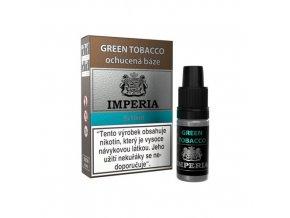 ochucena baze imperia green tobacco 5x10ml 0mg.png