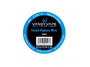 vandy vape fused clapton ni80 odporovy drat 26ga235ga 3m.png