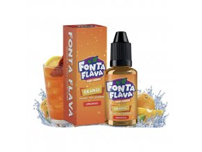 Fonta Flava Fizzy Series Orange