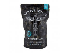 Native Wicks Platinum Blend bavlna