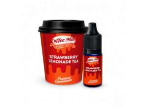 CoffeeMill Concentrates StrawberryLemonadeTea Bottle and Box 300x300