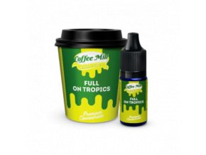CoffeeMill Concentrates FullOnTropics Bottle and box 300x300