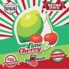 retro juice aroma lime cherry 30ml en