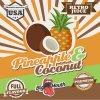 retro juice aroma pineapple coconut 30ml en
