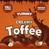 yummy aroma creamy toffee 30ml en
