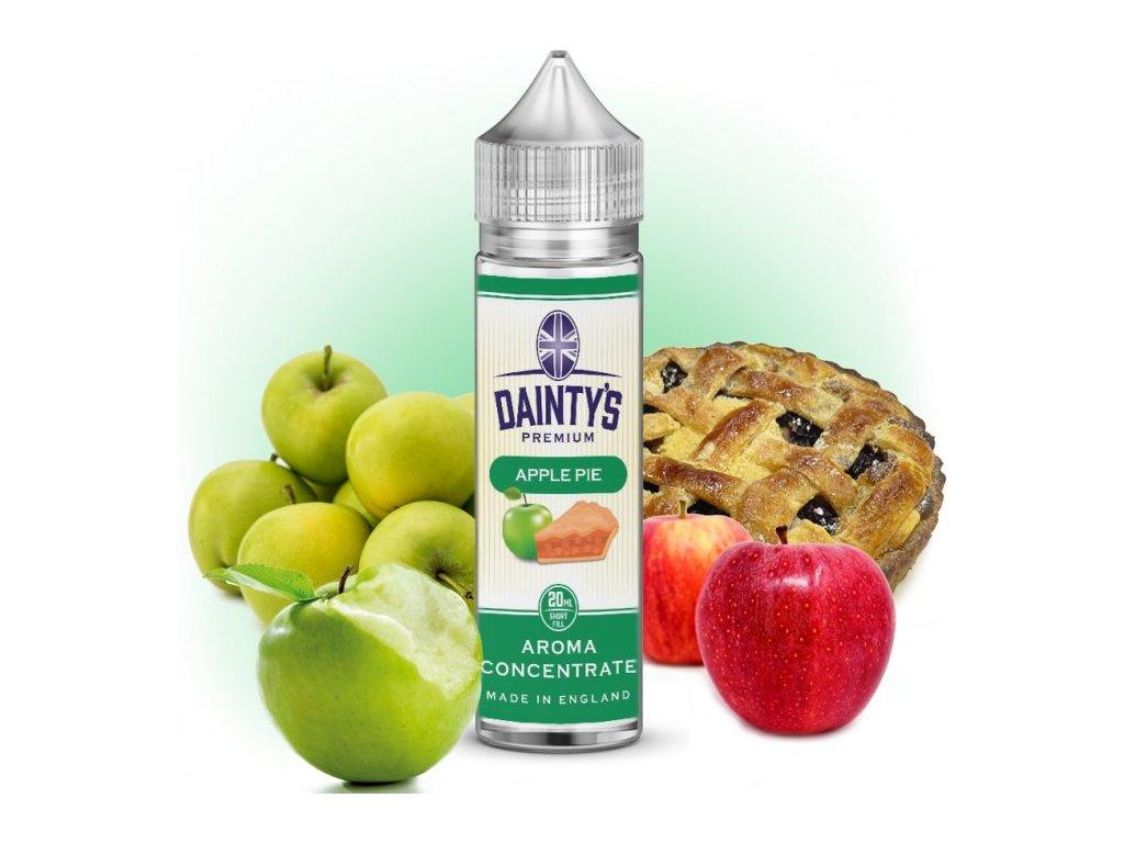 Příchuť Dainty´s Premium Apple Pie 20ml