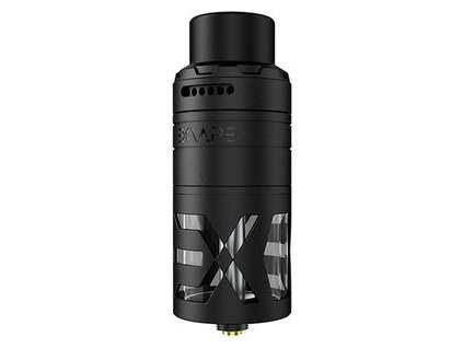Exvape eXpromizer TCX RDTA Clearomizer 7ml Black