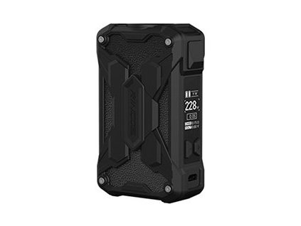 Rincoe Mechman Lite 228W Grip Easy Kit Black