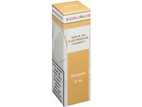 Liquid Ecoliquid ECODUN 10ml - 6mg