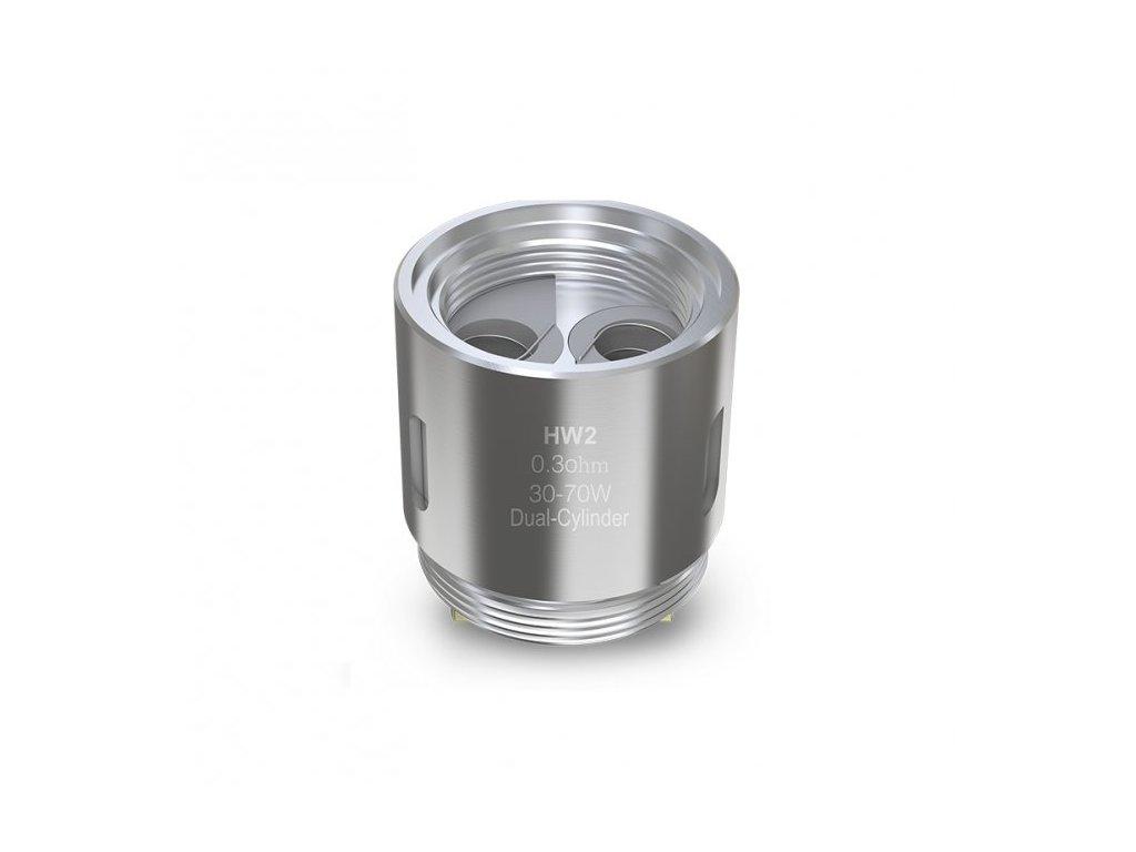 iSmoka-Eleaf HW2 Dual Cylinder žhavicí hlava 0,3ohm