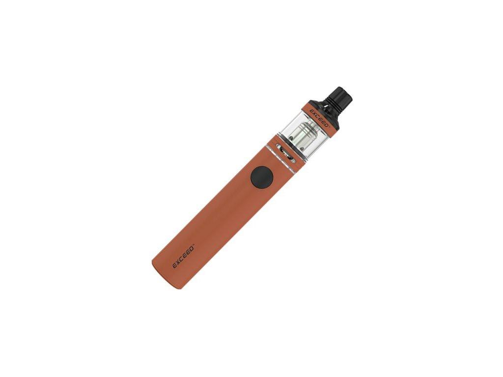 Joyetech EXCEED D19 elektronická cigareta 1500mAh Dark Orange