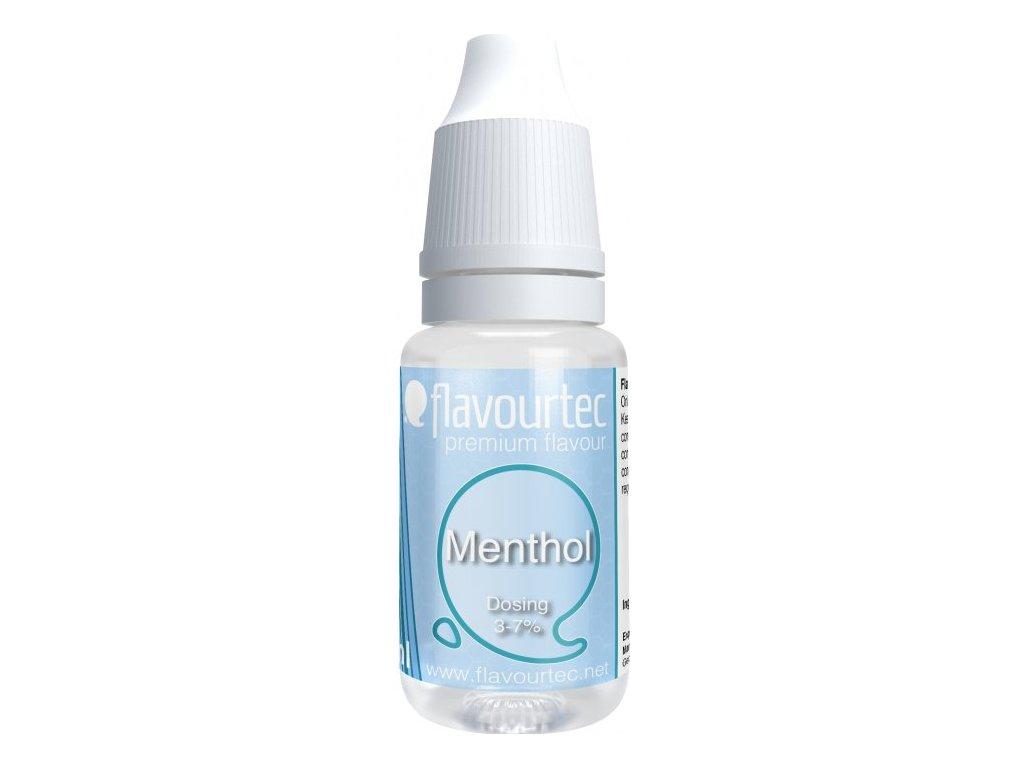 Příchuť Flavourtec Menthol 10ml