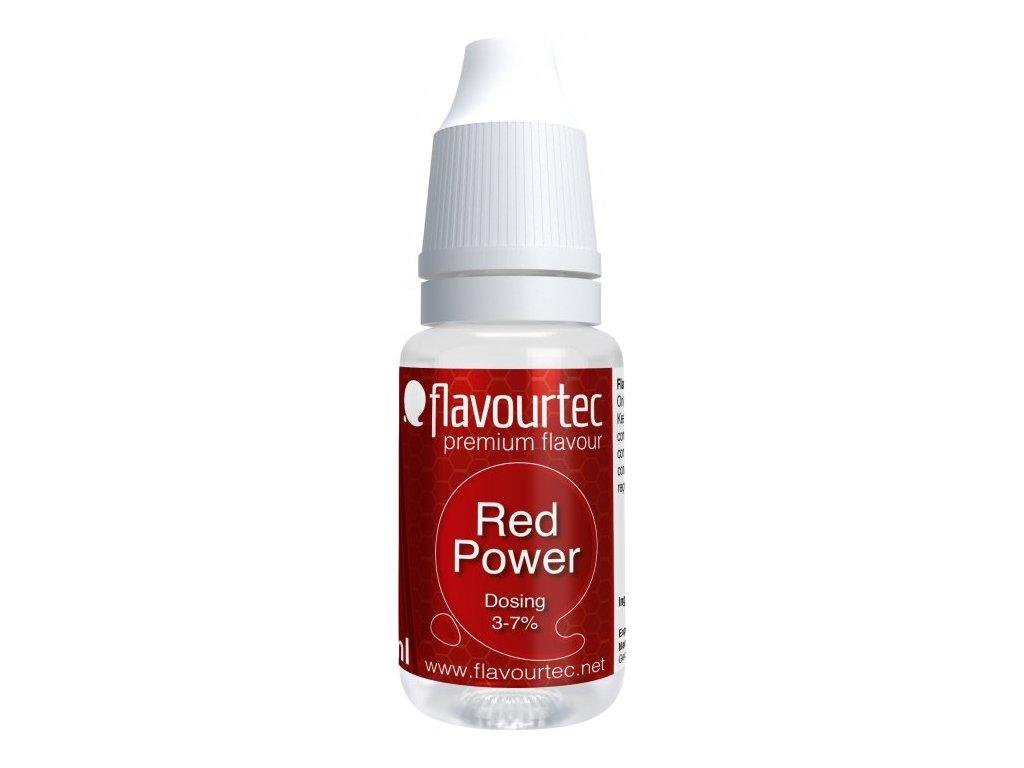 Příchuť Flavourtec Red Power 10ml (Energy drink)