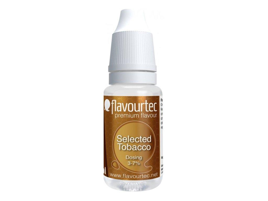 Příchuť Flavourtec Selected Tobacco 10ml (Tabák)