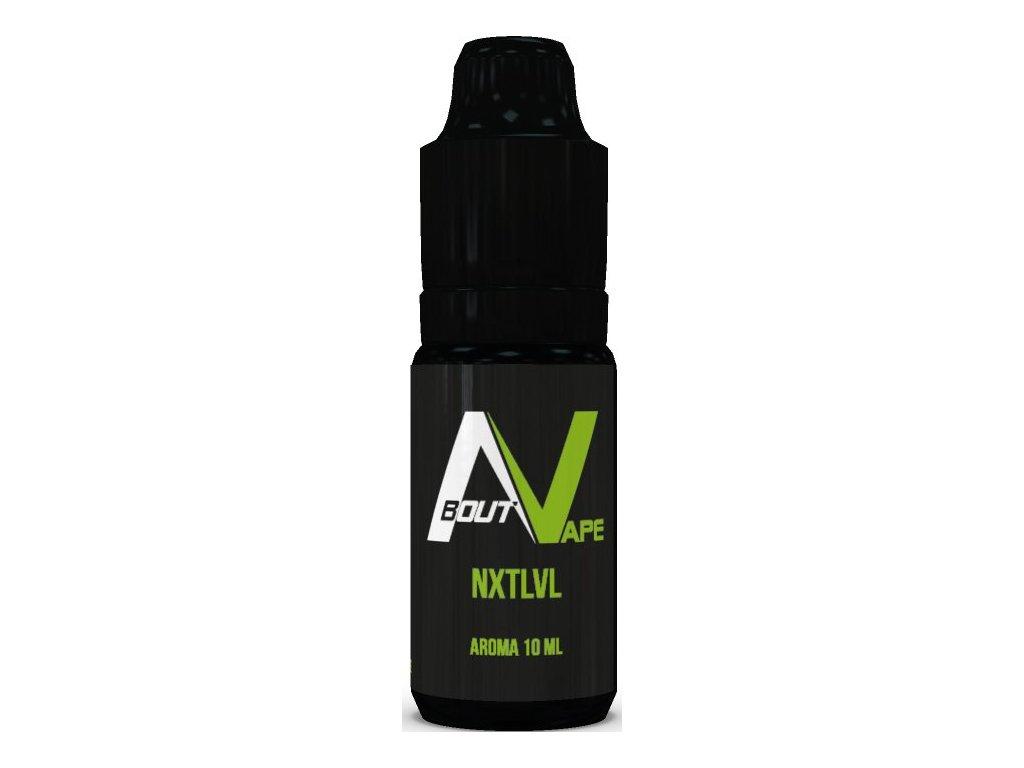 Příchuť About Vape (Bozz) Pure 10ml NXTLVL (Sladký citrónový koláč)