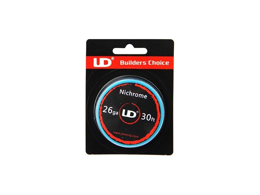 UD Ni80 odporový drát 26GA 0,4mm 9m