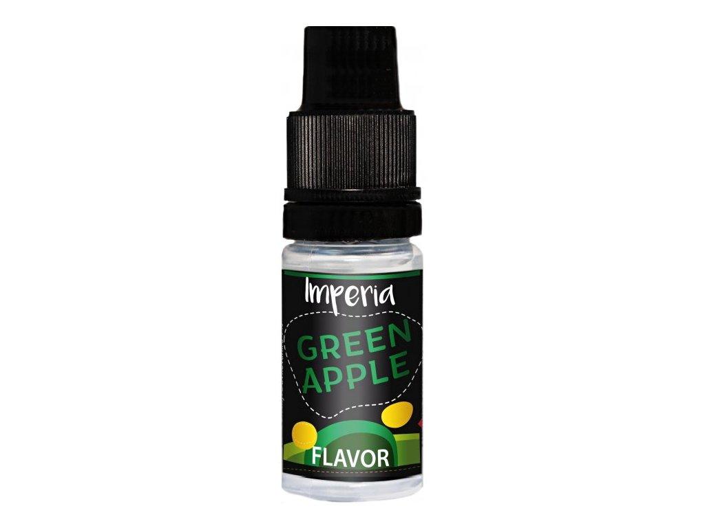 Příchuť IMPERIA Black Label 10ml Green Apple (Zelené jablko)