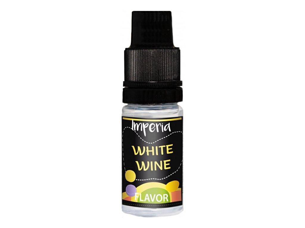 Příchuť IMPERIA Black Label 10ml White Wine (Bílé víno)