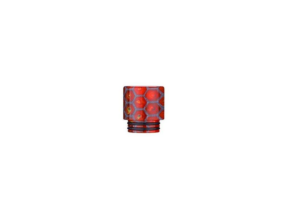 Snake Pattern Resin 810 náustek pro clearomizer Typ B
