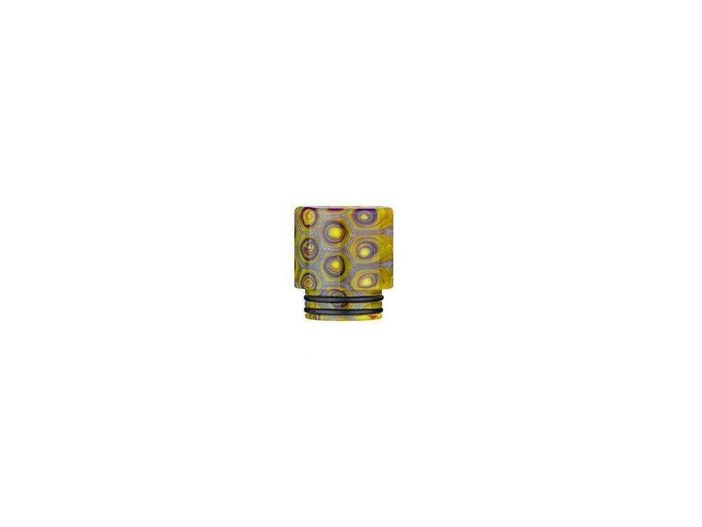 Snake Pattern Resin 810 náustek pro clearomizer Typ C